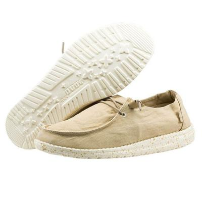 Hey Dude Women's Beige Wendy Shoes