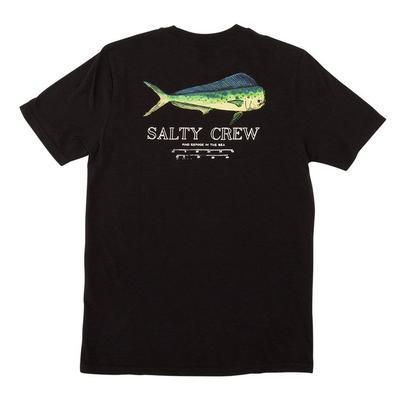 Salty Crew Boy's Angry Bull T-Shirt