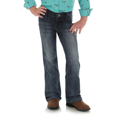 Wrangler Girl's Mid-Blue Everyday Jeans