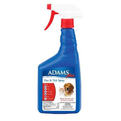 Adams Plus 16oz Flea and Tick Spray