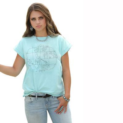 Cruel Girl Women's Short Sleeve Jersey Tee