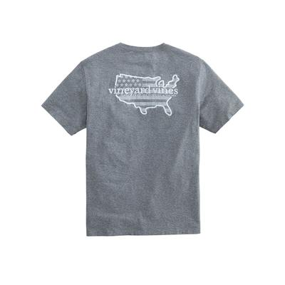 Vineyard Vines Short Sleeve Family Owned T-Shirt