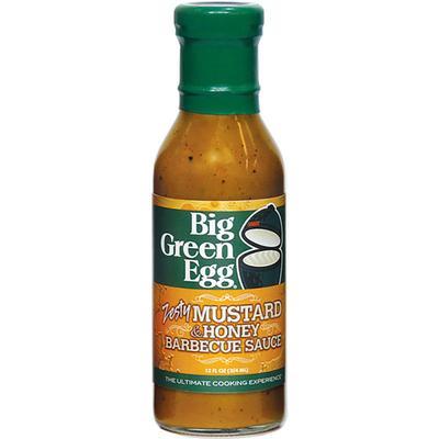 Big Green Egg Zesty Mustard Honey Bbq Sauce