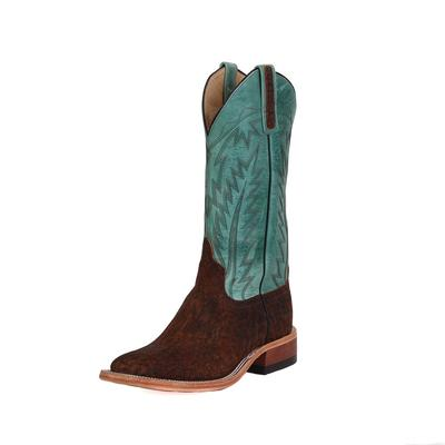 Anderson Bean Men's Rust Elephant Boots