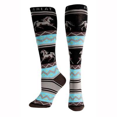 Ariat Women's Apache Knee High Socks