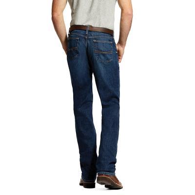 Ariat Men's M1 Vintage Stretch Legacy Stackable Straight Leg Jean