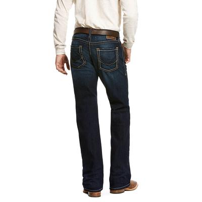 Ariat Men's M4 Slim Stretch Ralston Stackable Straight Leg Jean