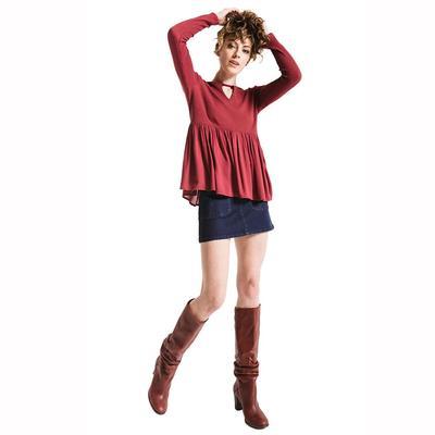 Others Follow Women's Long Sleeve Sian Top