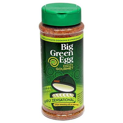Big Green Egg Zensational Seasoning
