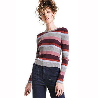 Others Follow Women's Long Sleeve Madeline Sweater Top