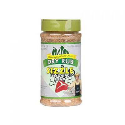 Green Mountain Grill Sizzle Dry Rub