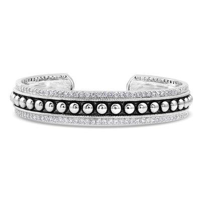 Montana Silversmith's Haloed Beauty Cuff Bracelet