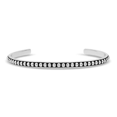 Montana Silversmith's Simple Pinpoint Cuff Bracelet