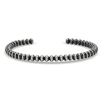 Montana Silversmith's Beaded Legacy Cuff Bracelet