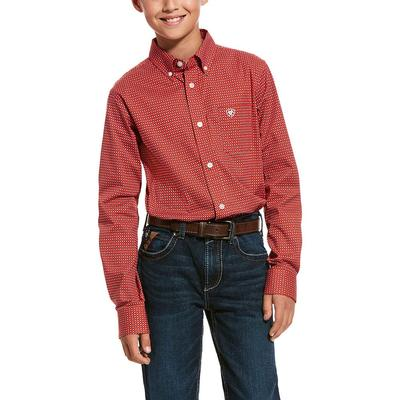 Ariat Boy's Robinson Shirt