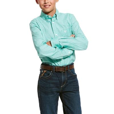 Ariat Boy's Roye Shirt