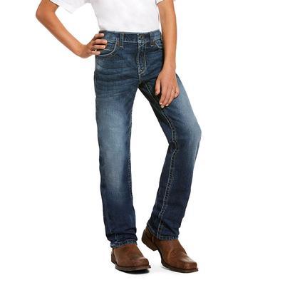 Ariat Boy's B5 Blacksmith Straight Jeans