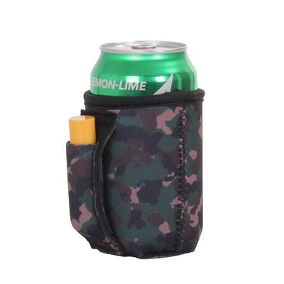 Camo Regular Can Pocket Handler Can Cooler
