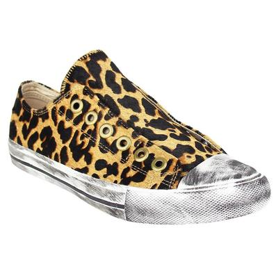 Naughty Monkey Women's Leopard Shalomar Shoes