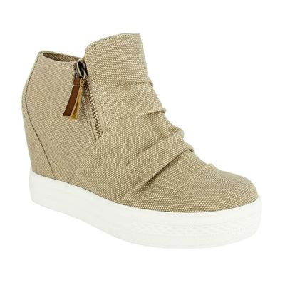 Not Rated Women's Arabelle Wedge Sneakers