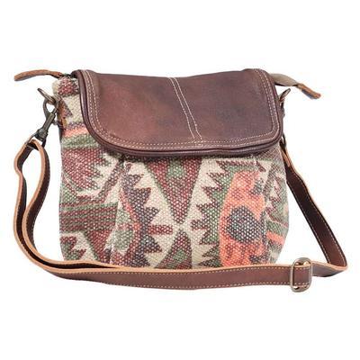 Myra Bag's Small Aztec Cross Body Bag