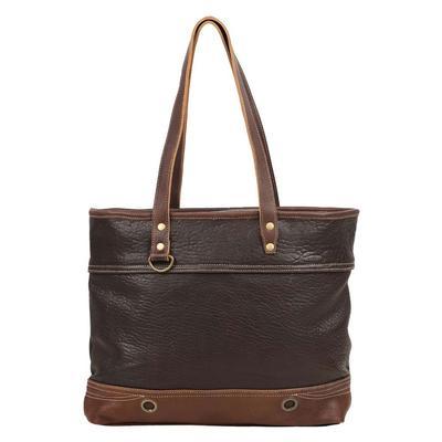 Myra Bag's Leather Tote Bag