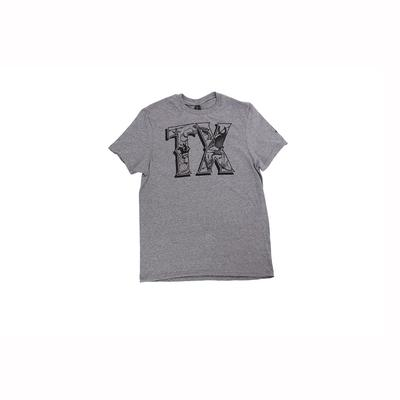 Mason Jar Label Texas Collage T-Shirt