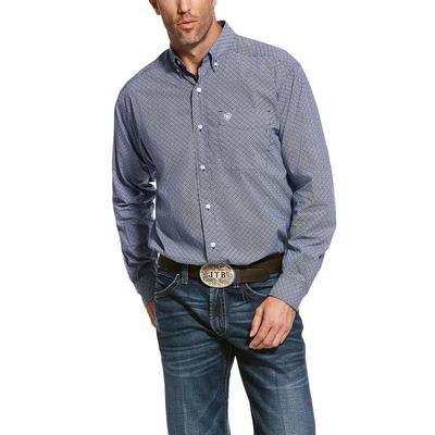 Ariat Men's Long Sleeve Casual Series Ramos Shirt