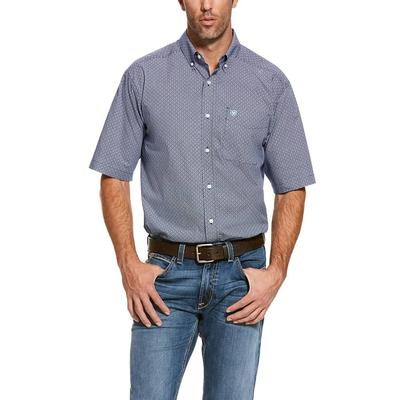 Ariat Men's Short Sleeve Casual Series Reeves Shirt