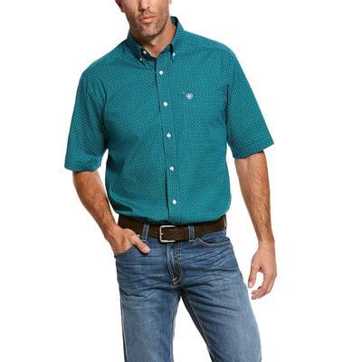 Ariat Men's Short Sleeve Casual Series Rodriguez Shirt