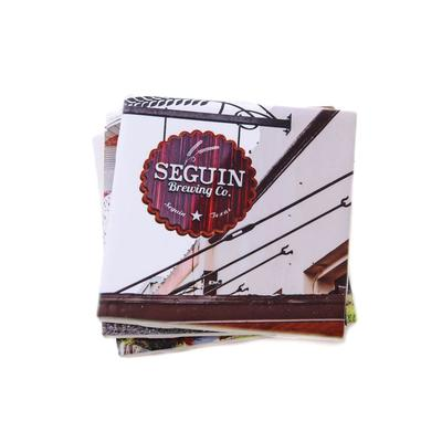 Seguin Brewing Coaster