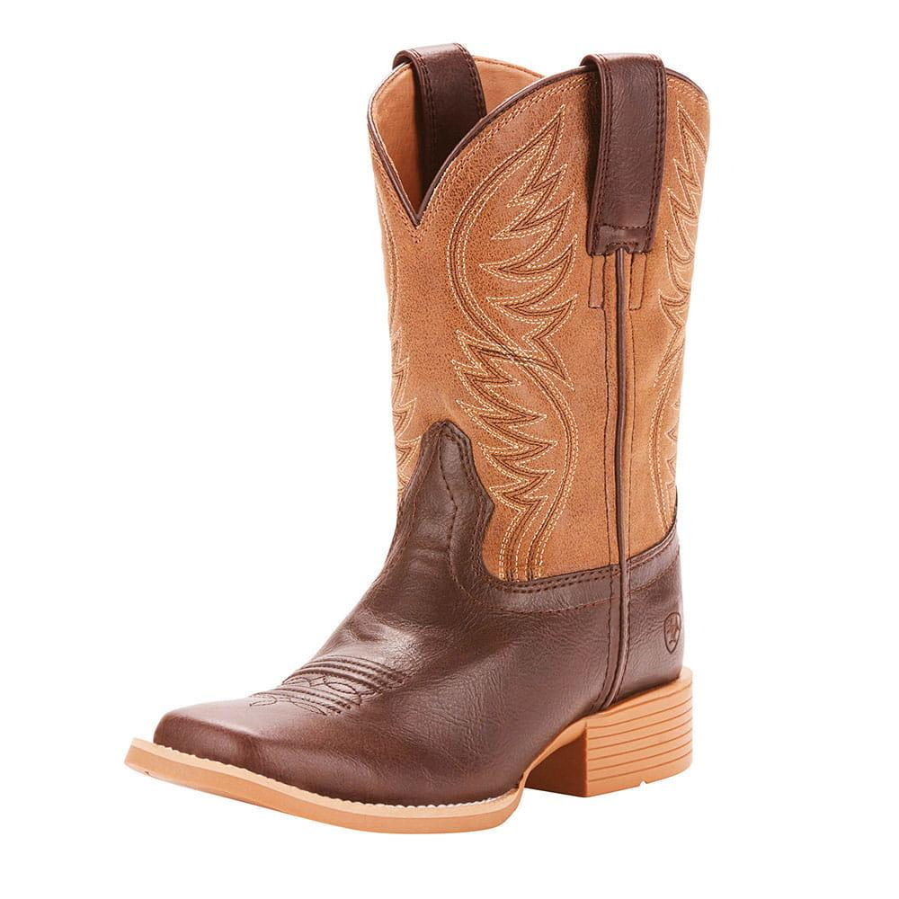 ff22c75baff Ariat Kids Fudgesickle Brumby Boots