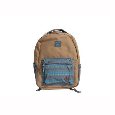 Hooey Tan Aztec Recess Backpack