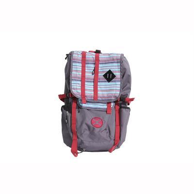 Hooey Grey and Serape Topper Backpack
