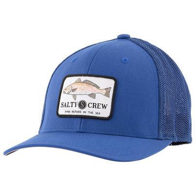 Salty Crew Spot Tail Retro Trucker Cap