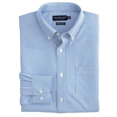 Southern Tide Men's Bengal Stripe Intercoastal Shirt