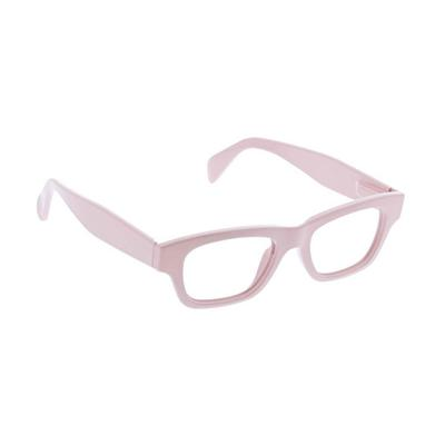 Peepers Women's Pink Scandi Reading Glasses