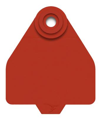 DuFlex Medium Blank Ear Tags for Cattle RD