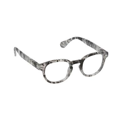 Peepers Women's Gray Quarry Reading Glasses