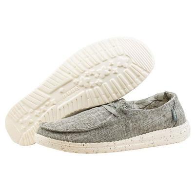 Hey Dude Women's Wendy Linen Iron Shoes