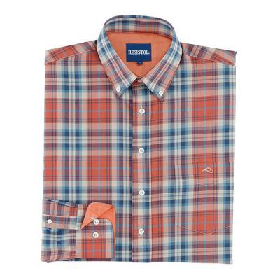 Resistol Men's Long Sleeve Bolton Button Down Shirt