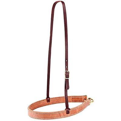 Berlin Custom Leather Chestnut And Oak Noseband