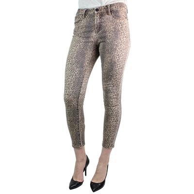 Dear John Women's Snow Leopard Gisele Jeans