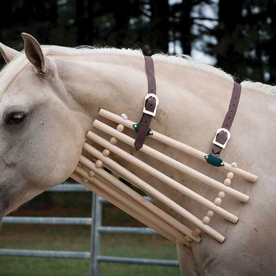 Wooden Neck Cradle