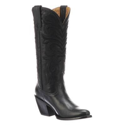Lucchese Women's Black Laurelie Boots