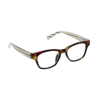 Peepers Women's Tortoise Deco For Days Reading Glasses