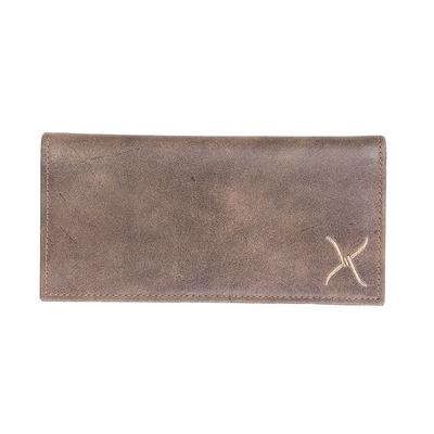 Twisted X Men's Distressed Rodeo Wallet