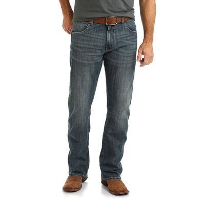 Wrangler Men's Slim Boot Jeans