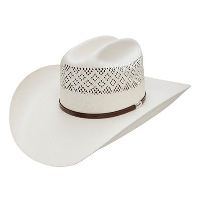 Resistol Men's Jaxon 20X Straw Hat