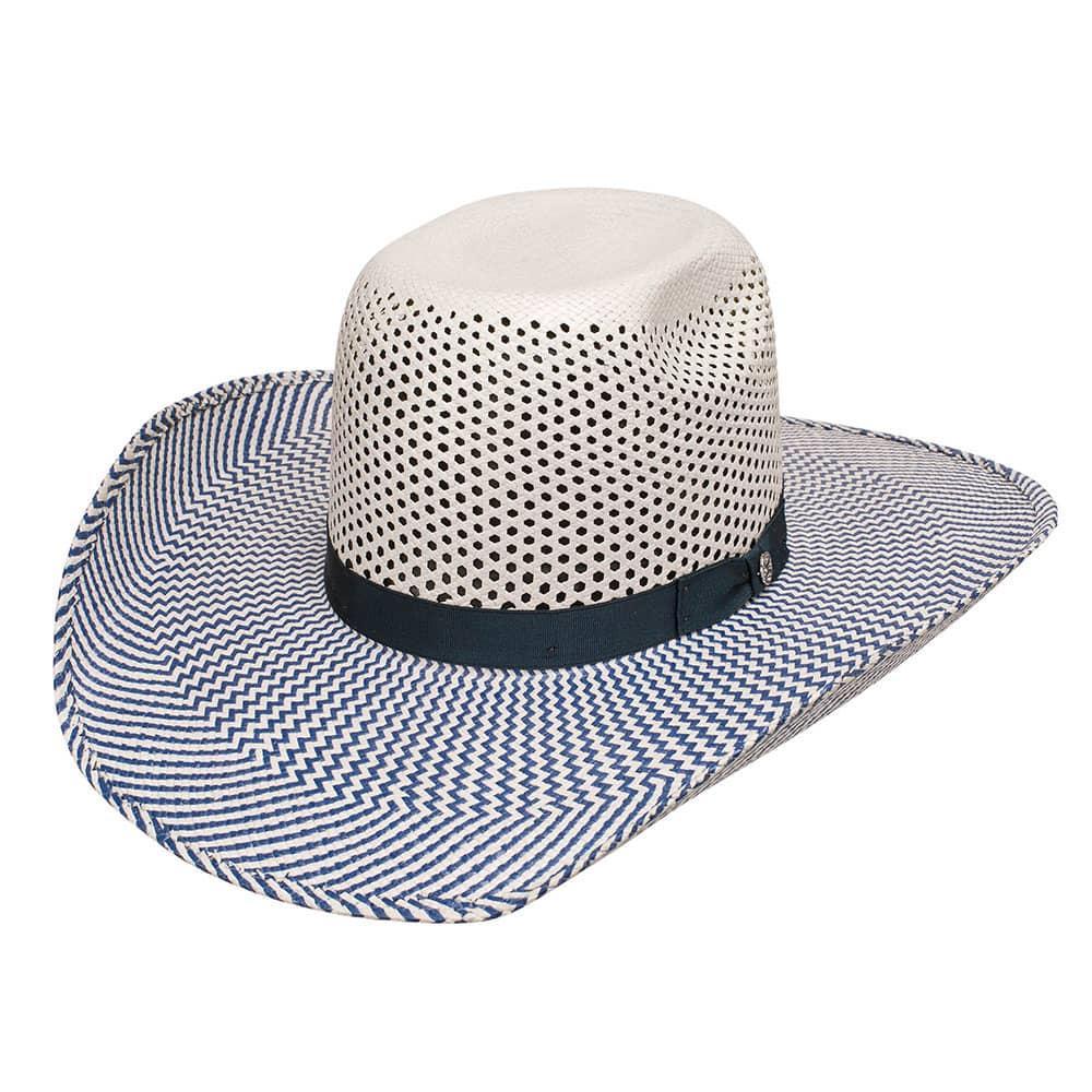 a1825acd0 Resistol Mens Hooey Holden Straw Hat
